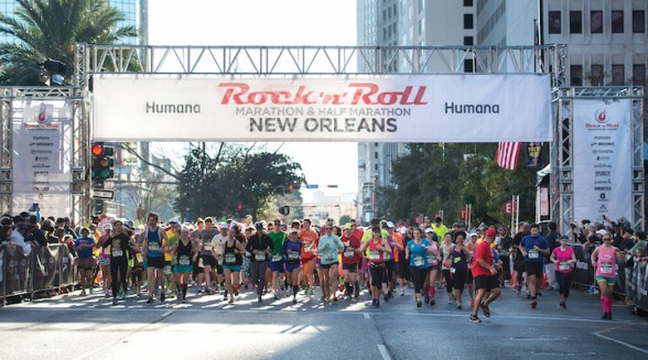Run, Fun, and Done in New Orleans