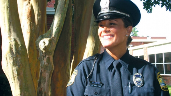 Protect and Serve: Women in Public Safety