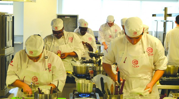 Culinary Program Changes Lives
