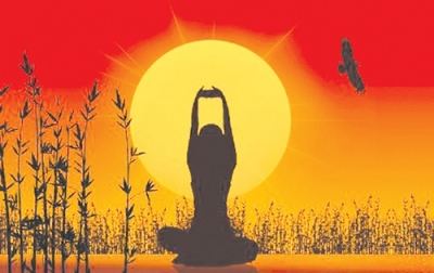 Finding Happiness With Yoga