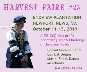 Harvest Faire 2019