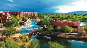 Peaceful Nature: Sheraton Wild Horse Pass Resort