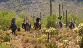 Saddle Up at White Stallion Ranch