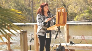 Plein Air & Portrait Artist