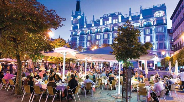 Savor the Slow Pace of Madrid