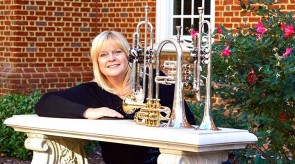 Meet Robyn Card with the Tidewater Winds