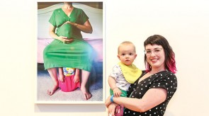 Meet Megan Wynne, Artist & Mom